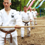 Bo trainingskamp - Karate Weesp