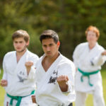 Julien sensei genwa ni trainingskamp - Karate Weesp