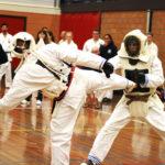 Kampioenschappen gevecht score - Karate Weesp