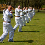 Yoko ate trainingskamp - Karate Weesp