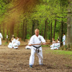 Ben sensei bo trainingskamp - Karate Weesp