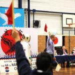 Kampioenschappen gevecht punt - Karate Weesp